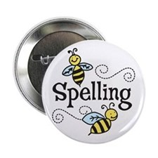 "Spelling 2.25"" Button"
