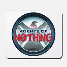 Agents of Nothing Mousepad