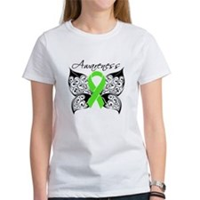 Lymphoma Butterfly Tee