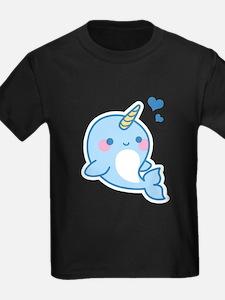 Cute Narwhal T-Shirt T-Shirt