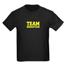 TEAM SEBASTIAN T-Shirt