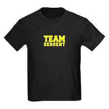 TEAM SERGENT T-Shirt