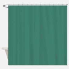 Viridian Shower Curtain