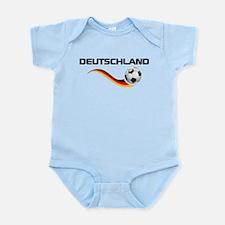 Soccer Deutschland 1 Body Suit