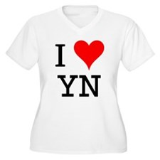 I Love YN T-Shirt