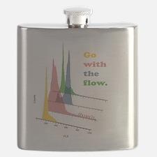 Cute Genetics Flask