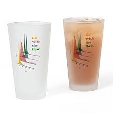 Funny Lab week Drinking Glass