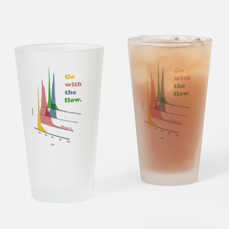 Cute Laboratory science Drinking Glass