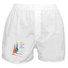 Unique Lab week Boxer Shorts