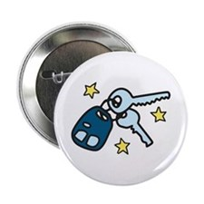 "Car Keys 2.25"" Button"