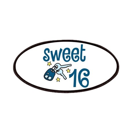 Sweet 16 Patches