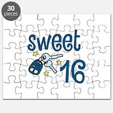 Sweet 16 Puzzle