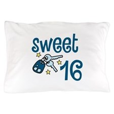Sweet 16 Pillow Case