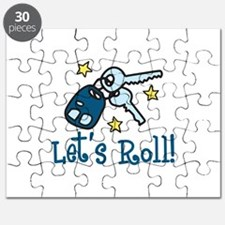 Lets Roll Puzzle