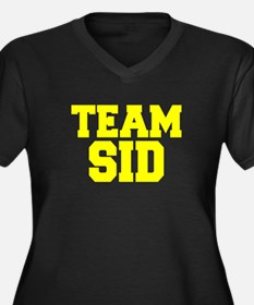 TEAM SID Plus Size T-Shirt