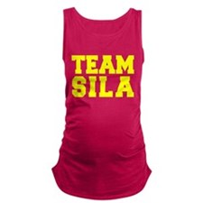 TEAM SILA Maternity Tank Top