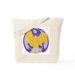Buff Chantecler Cock Tote Bag