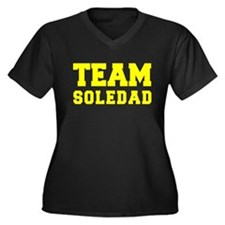 TEAM SOLEDAD Plus Size T-Shirt