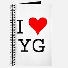 I Love YG Journal