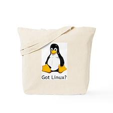 Got Linux Tote Bag