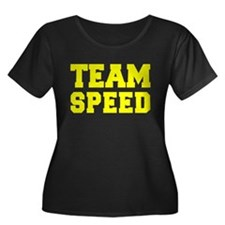 TEAM SPEED Plus Size T-Shirt