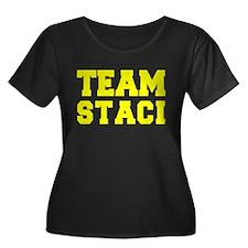 TEAM STACI Plus Size T-Shirt