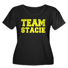 TEAM STACIE Plus Size T-Shirt