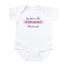 Worlds Greatest Pharmacist Infant Bodysuit