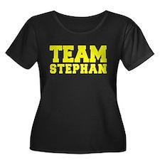 TEAM STEPHAN Plus Size T-Shirt