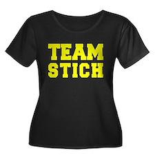 TEAM STICH Plus Size T-Shirt