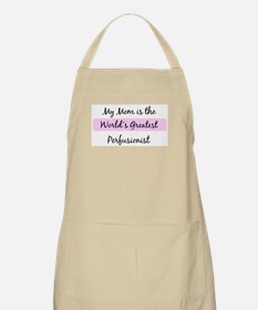 Worlds Greatest Perfusionist BBQ Apron