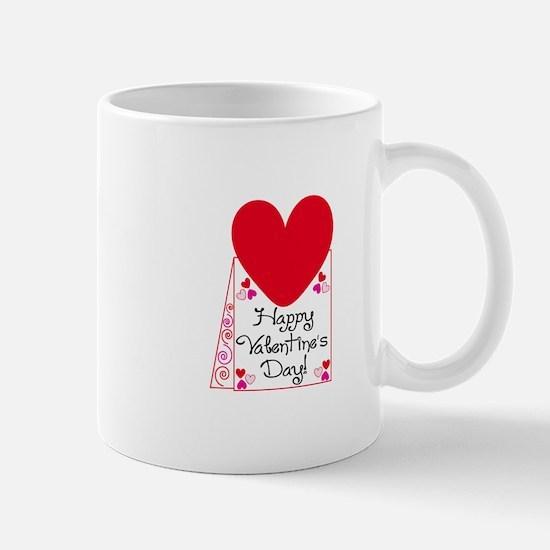 Happy Valentines Day! Mugs