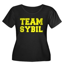TEAM SYBIL Plus Size T-Shirt