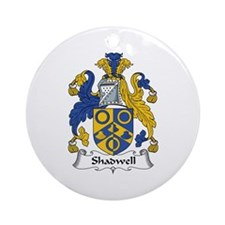Shadwell Ornament (Round)