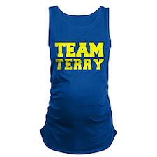TEAM TERRY Maternity Tank Top