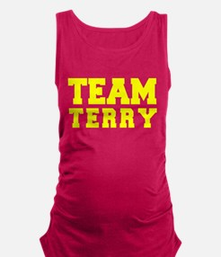 TEAM TERRY Maternity Tank Top