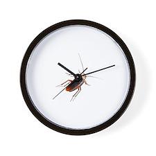 Pet Roach Wall Clock