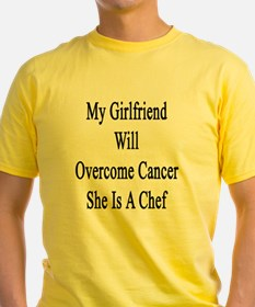 My Girlfriend Will Overcome Cancer  T