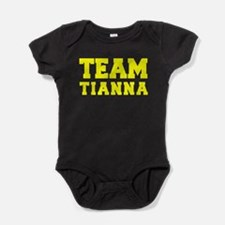 TEAM TIANNA Baby Bodysuit
