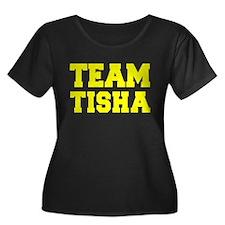 TEAM TISHA Plus Size T-Shirt