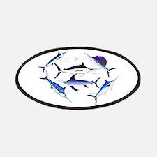 6 Billfish Patches