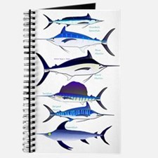 6 Billfish Journal
