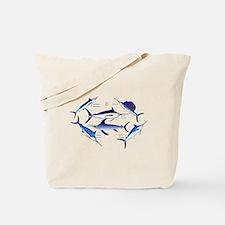 6 Billfish C Tote Bag