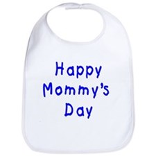 happy Mommy's Day Bib