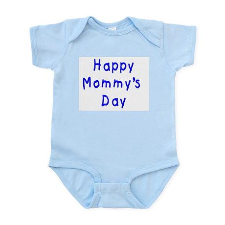 happy Mommy's Day Infant Bodysuit