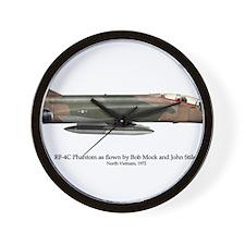 RF-4C Wall Clock