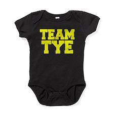 TEAM TYE Baby Bodysuit