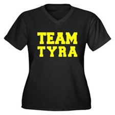 TEAM TYRA Plus Size T-Shirt