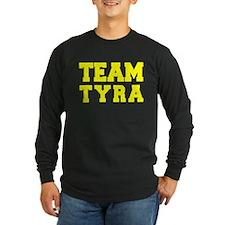 TEAM TYRA Long Sleeve T-Shirt
