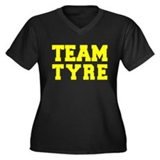 TEAM TYRE Plus Size T-Shirt